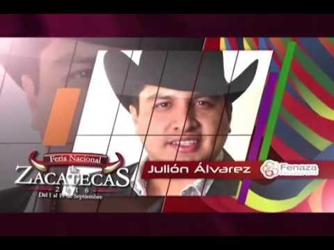 Programa Feria Nacional de Zacatecas 2016