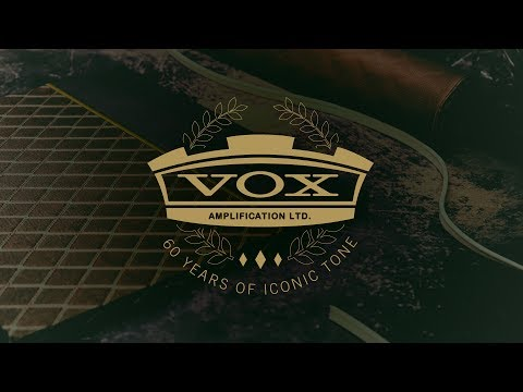 VOX AC15HW60 & AC30HW60 60th ANNIVERSARY UK HAND-WIRED GUITAR AMPLIFIERS
