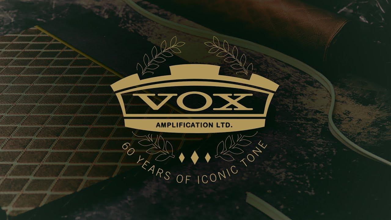 Vox AC30HW60 60th Anniversary Hand-Wired Amp
