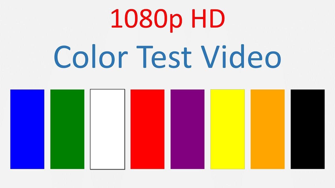 Tv Screen Color Test | www.pixshark.com - Images Galleries