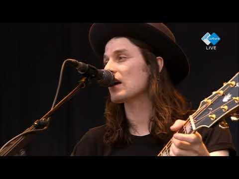 James Bay - Need the Sun to Break (live at Pinkpop 2016)