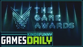 Game Awards 2018 Nominees Announce - Kinda Funny Games Daily 11.13.18