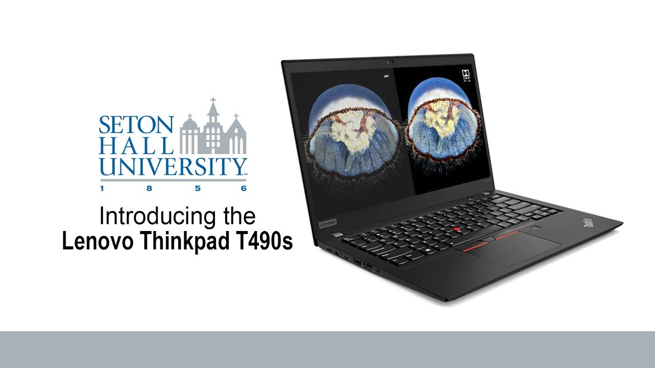 Lenovo Thinkpad T490s: Brief Overview