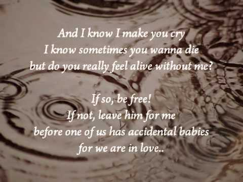Damien Rice - Accidental Babies Lyrics
