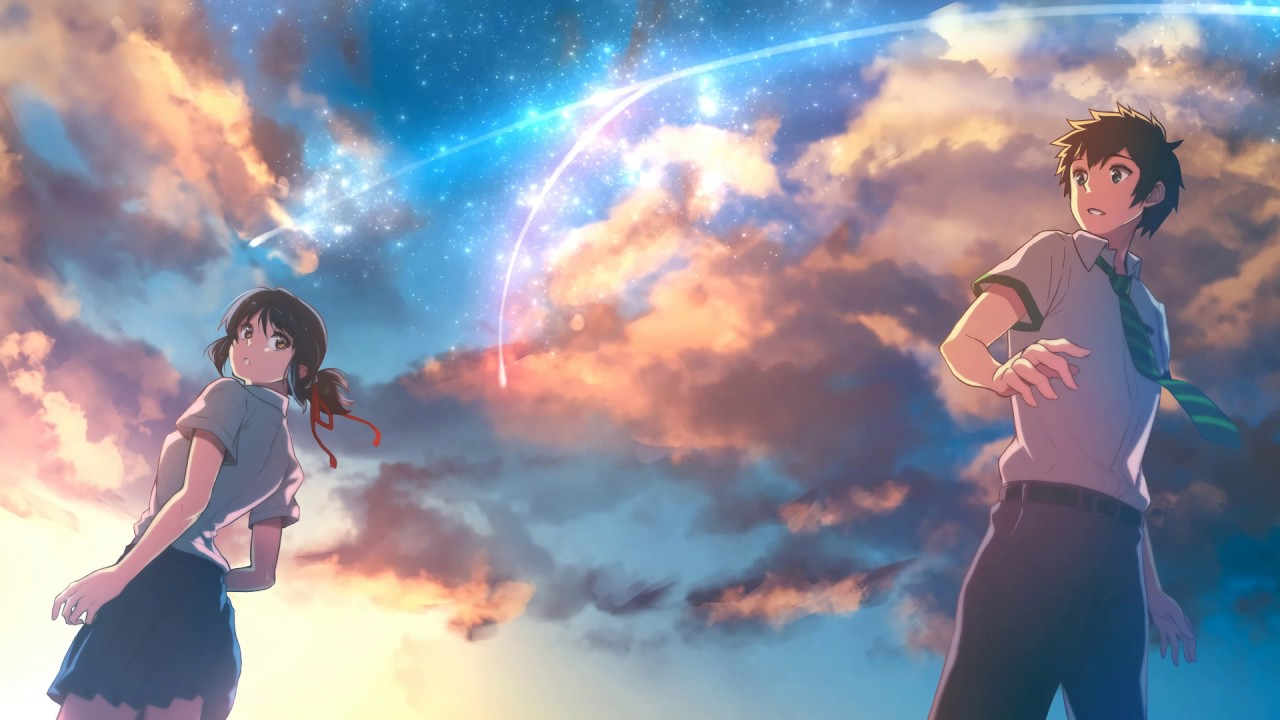 Kimi No Na Wa Wallpaper Full Hd Free Download Youtube