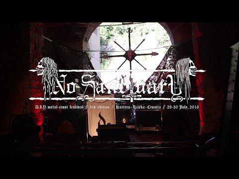 No Sanctuary Festival #3: Dan 1./Day 1. (Rijeka/Hartera 29.7.2016)