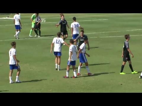 Solar 02 Stricker vs. Club Ohio Green 1 - U16 Boys - 9am - Field 7