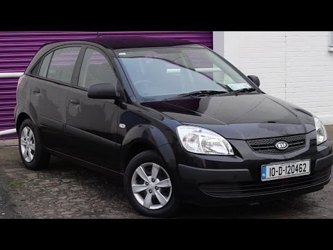 Kia Rio 2005 - 2011 review | CarsIreland.ie