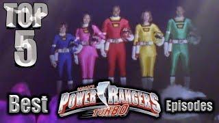 Top 5 Best Power Rangers Turbo Episodes