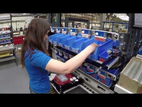 Industrielle Manufaktursysteme mit ELAM