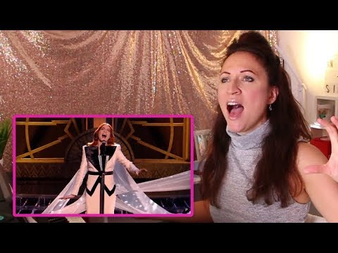 Vocal Coach REACTS to FLORENCE WELCH'S BEST LIVE VOCALS