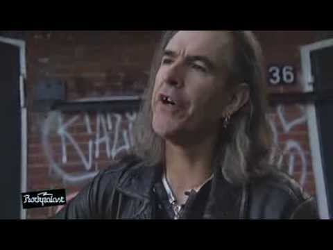 Justin Sullivan unplugged - The Changing Of The Light - New Model Army 2013-09