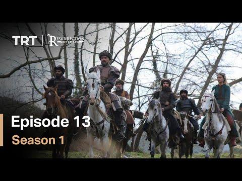 Resurrection Ertugrul Season 1 Episode 13