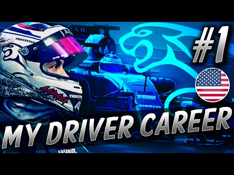 NEW 2019 SEASON, V8 ENGINES & CARS! - F1 MyDriver CAREER S5 PART 1: USA