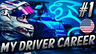 NEW 2019 SEASON, V8 ENGINES & CARS! - F1 MyDriver CAREER S5 PART 1: USA