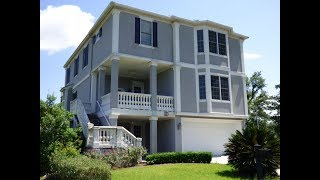 Hilton Head Island Home With Marsh View, Garage For Three Cars and Private Swimming Pool