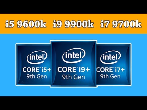 [HINDI] Intel 9th Gen Core I9 9900K, I7 9700K, I5 9600K Specs, Leaks! Intel 9th Gen CPU Coming Soon?