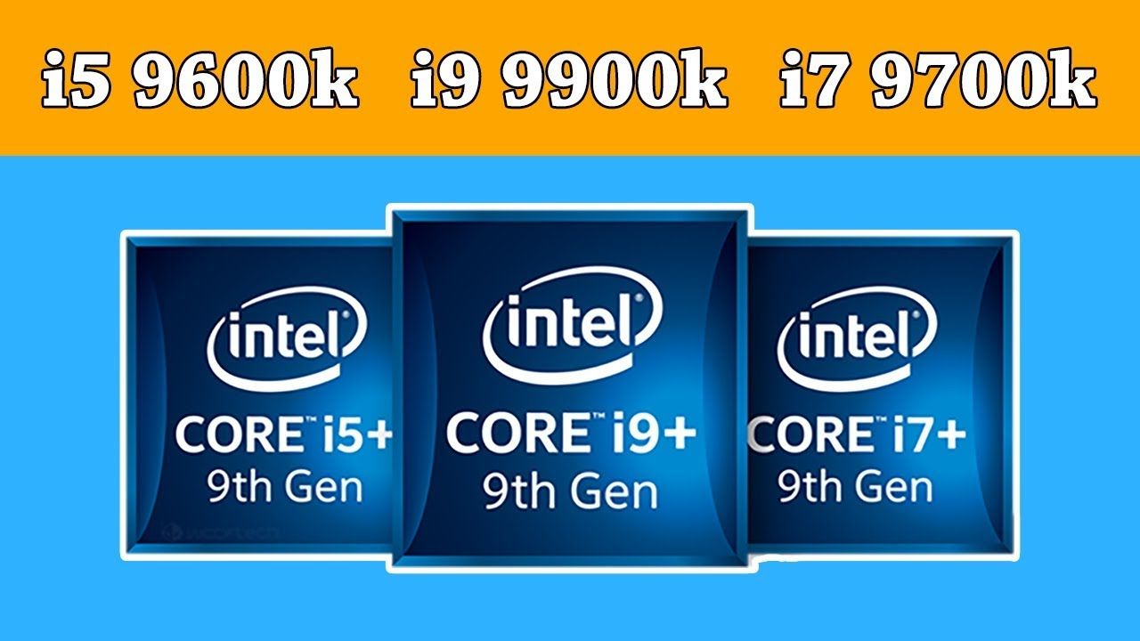 [HINDI] Intel 9th Gen Core i9 9900K, i7 9700K, i5 9600K Specs, leaks! Intel  9th Gen CPU Coming Soon?