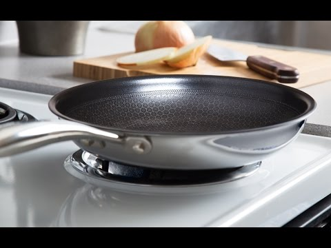 Nonstick like nothing else in your kitchen.
