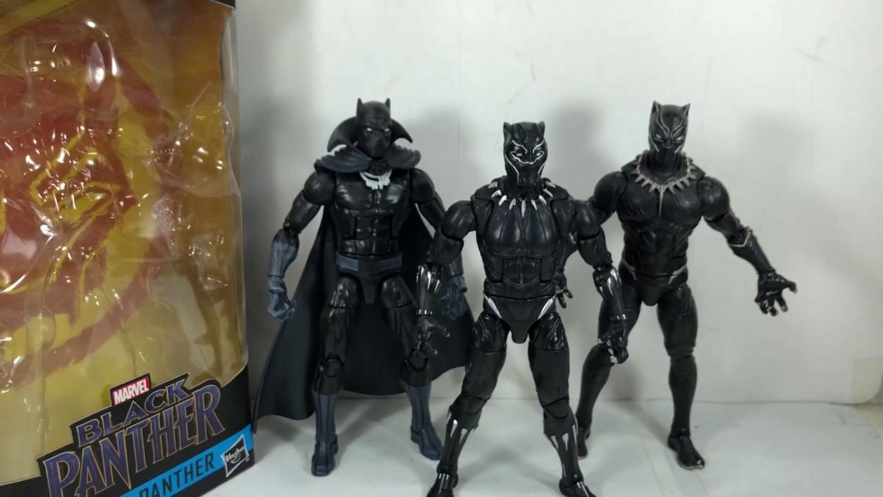 Okoye BAF Black Panther Marvel Legends Black Panther Action Figure