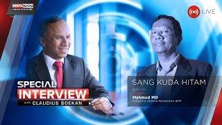 Special Interview Mahfud MD: Sang Kuda Hitam