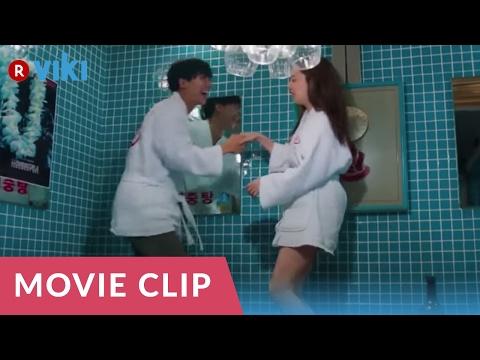 Love Forecast   Lee Seung Gi & Moon Chae Won's Funny Dance [Eng Sub]