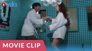 Love Forecast | Lee Seung Gi & Moon Chae Won's Funny Dance [Eng Sub]