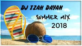 ♫ Dj Tzah Dayan - Summer Mix 2018 ♫