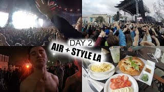 DAY 2 of Air + Style LA : Russ, YG, Major Lazer, & More