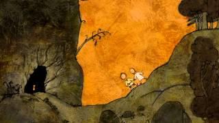 """Птичья нога. Мультфильм из серии """"Гора самоцветов""""."""