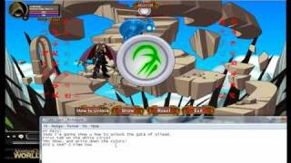=AQW= How to Unlock the gate of Gilead
