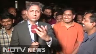 Kanhaiya Kumar speaks to Ravish Kumar on Prime Time