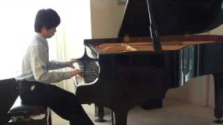 Flight of the Bumble Bee - Curtis Cheung Piano Solo