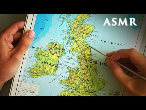 ASMR British Shipping Forecast | Deep Voice