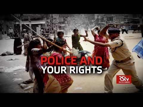 In Depth - Police and your Rights