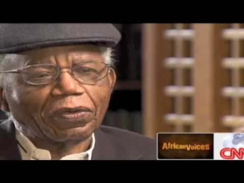 Nigerian writer Chinua Achebe on CNN's 'African voices'