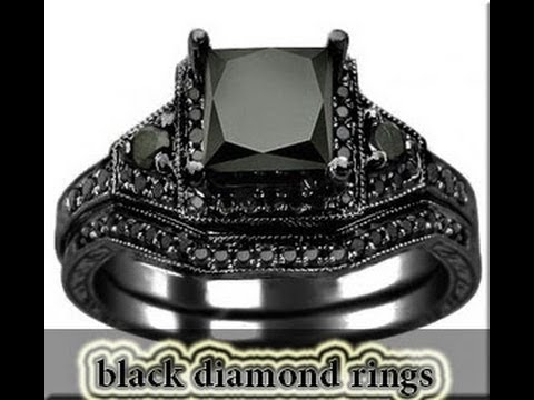 engagement black front s ring barkev barkevs jewellery diamond