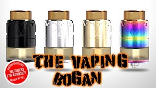 Pyro RDTA | Vandy Vape | The Vaping Bogan