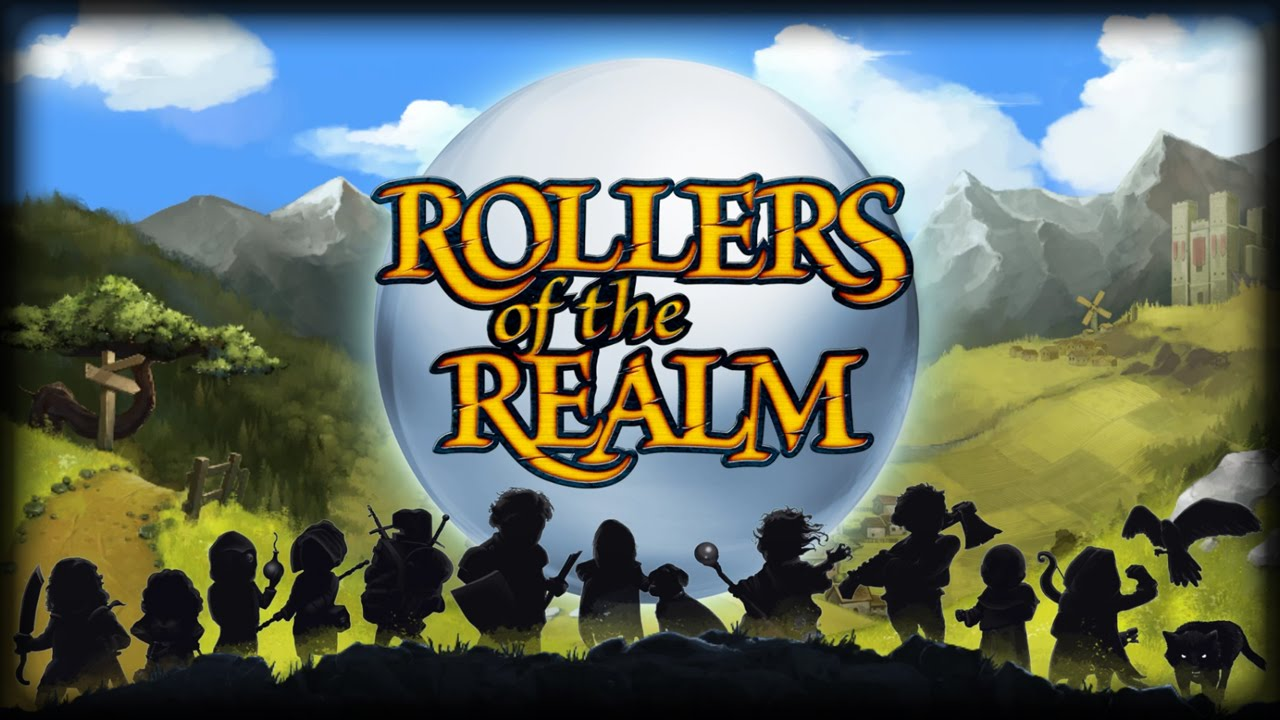 SB Plays: Rollers of the Realm