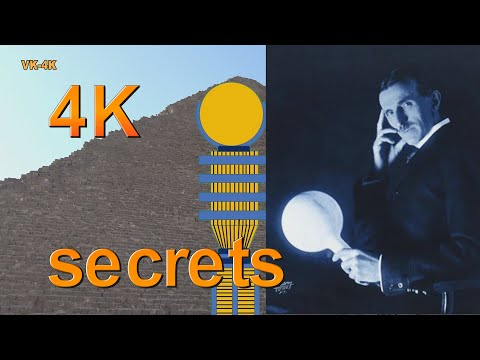 The Mystery of the Great Pyramid of Giza - was it a power plant? 4K UHD. 15#