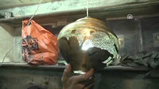 Anadolu Ajansı - Mısır'da metal işleme sanatı