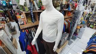 가격 3만원 남성 냉감 목폴라 긴팔 티셔츠 레시가드 등…
