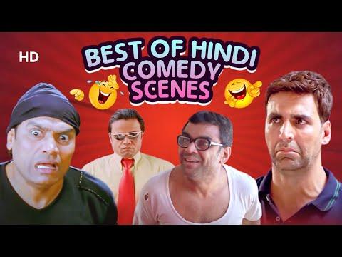 Best of Hindi Comedy Scenes - Akshay Kumar - Rajpal Yadav - Paresh Rawal - Johny Lever