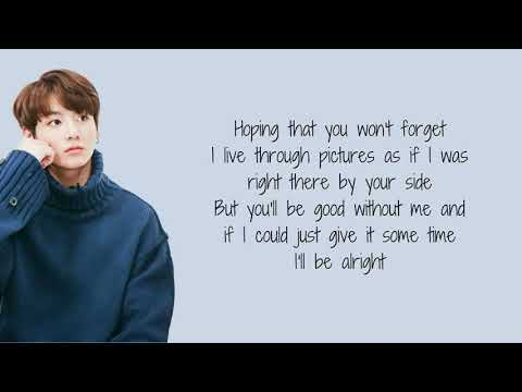 Jungkook - Paper Hearts (Lyrics)