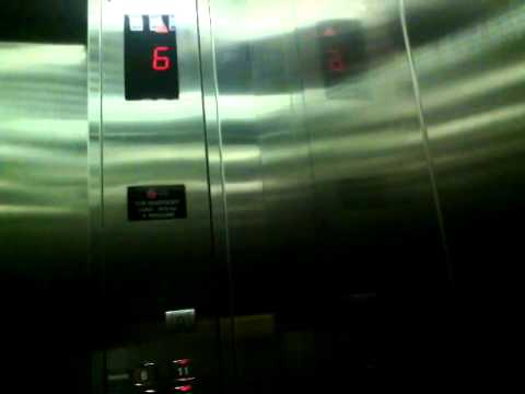 LG Traction Elevators at FM1 Boutique Hotel, Jakarta