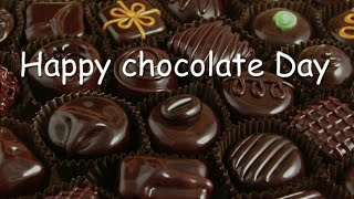 9-Feb ||Happy Chocolate Day 2019 || Chocolate day Special Whatsapp Status video
