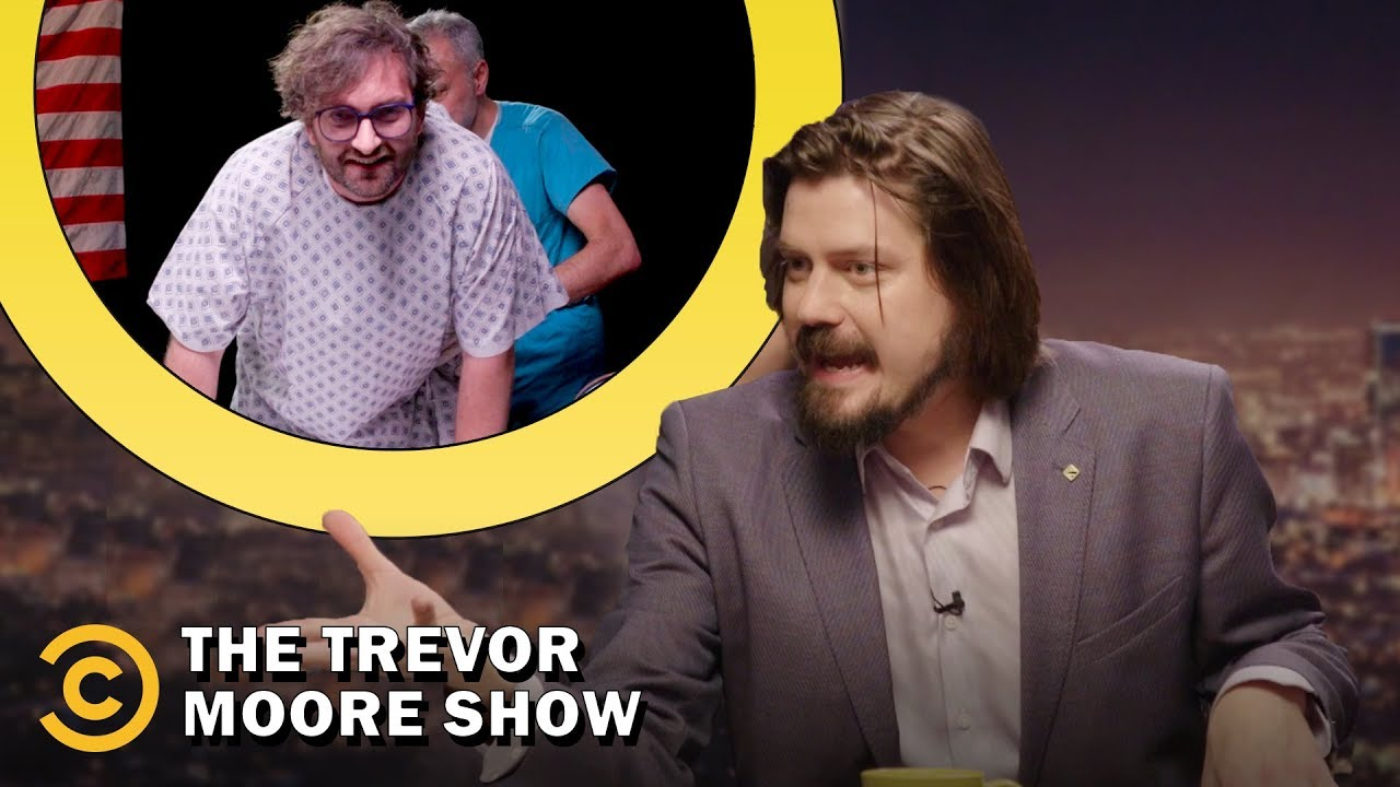 Aliens, Psychics & Sam Gets a Real Anal Probe - The Trevor Moore Show