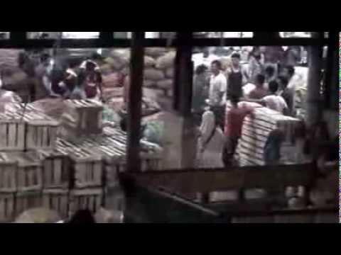 Aktivitas Pasar Induk Tanah Tinggi Tangerang