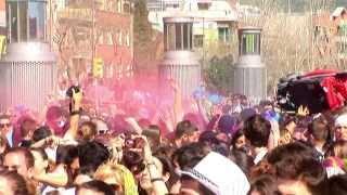 Holi Barcelona 2014, el Festival de los colores.