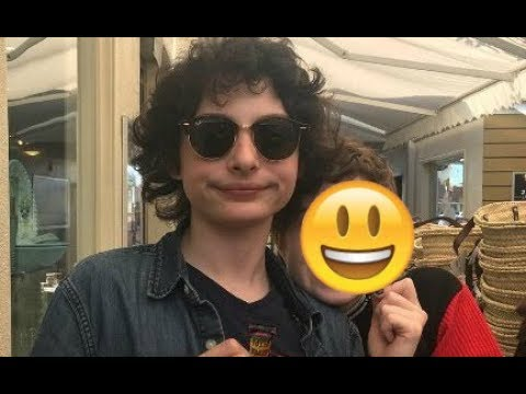 Finn Wolfhard ( IT Movie) - TRY NOT TO LAUGH😊😊😊 - Best Funniest Moments 2017